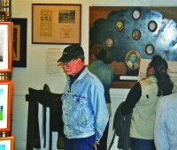 Photos courtesy Paniolo Preservation SocietyThose who attended the recent open house for the Paniolo Heritage Center got a sneak peek at the variety of items and photos now on display.