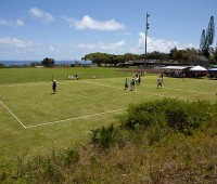 Kohala hosted a gateball tournament on June tenth at Kamehameha Park, with teams coming from as far away as Kauai. (PHOTO BY ANNA PACHECO|SPECIAL TO NHN)